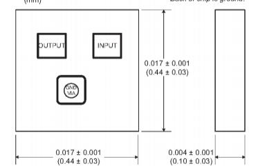 NBB-400可级联宽带GaAs MMIC放大器的详细数据手册免费下载