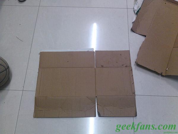 发热鼠标垫制作方法