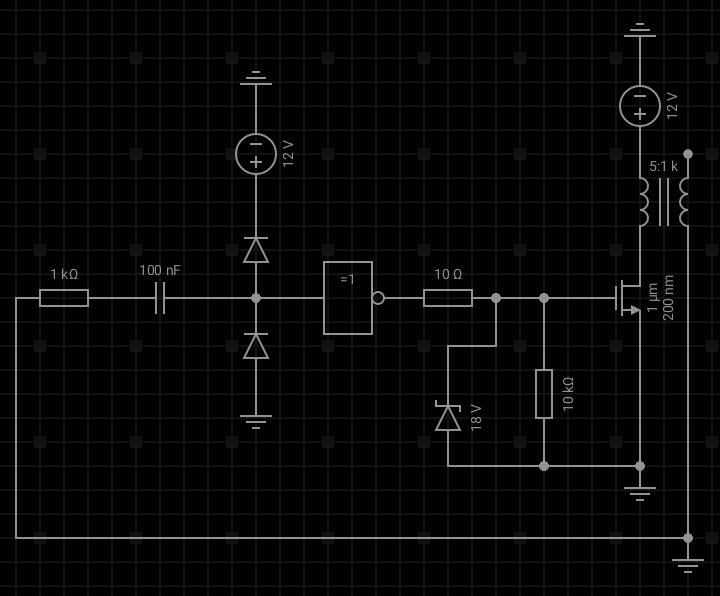 自制单管SSTC图解