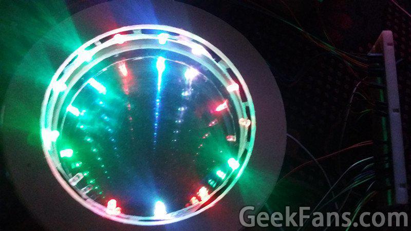 创意LED灯制作教程