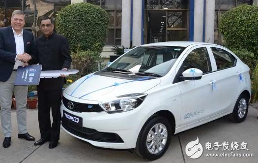 印度對新能源汽車需求迫切,電動汽車備受印度消費者...