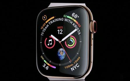苹果推出第四代Apple Watch,首批科技媒体评价已出炉