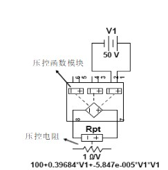 铂电阻温度特性曲线图分析 浅谈铂电阻应用原理