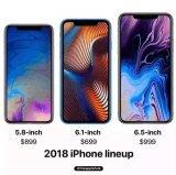 苹果三款新iPhone9月13日见:目前已经下单了7500万部新iPhone