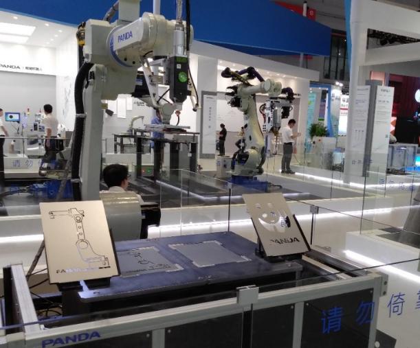 熊猫机器人:以控制系统为切入点,工业机器人领域稳步前行