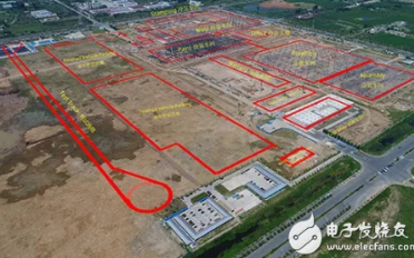 拜腾工厂四大工艺车间已经开始建设,计划2019年...