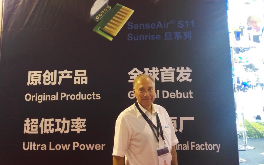Sensor China 2018现场报道:传感技术与物联网的更紧密结合