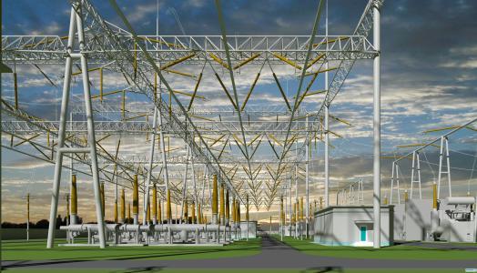東南亞國家對智能電網基礎設施建設長期計劃正在進行...