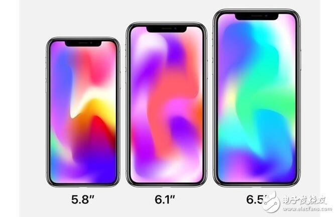 苹果秋季发布会:三款新iPhone外观提前看