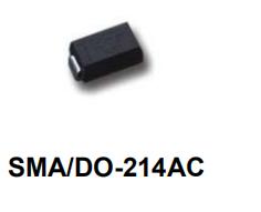 DO-214AC(SMA)封装TVS管瞬态电压抑制器的详细数据手册免费下载