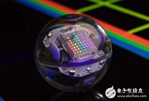 Bolt教学机器人:四个红外传感器,小机器人之间可以在5米范围内互相通信