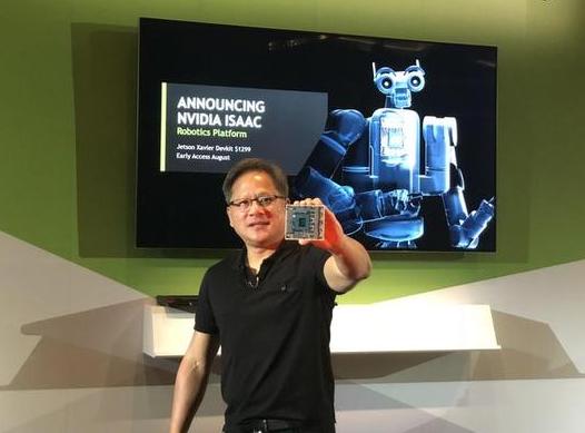 英伟达推出Nvidia Isaac机器人平台,积极布局机器人领域