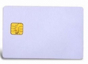采用密码算法的智能卡的应用