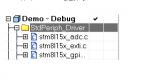 基于STM8L15x单片机的串口printf输出程序分享