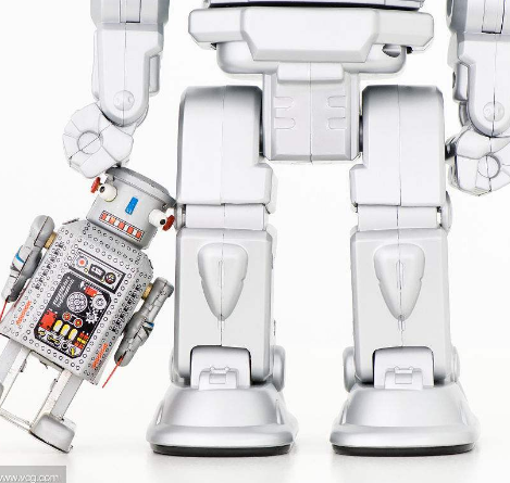 美的聘2500機器人上崗,生產率大幅度提高