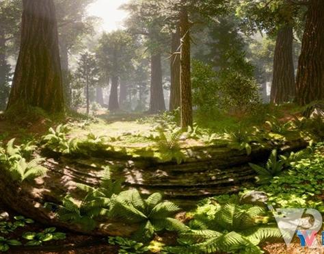 Guided Meditation VR:利用卡马克的5K视频技术,视觉体验大幅提升
