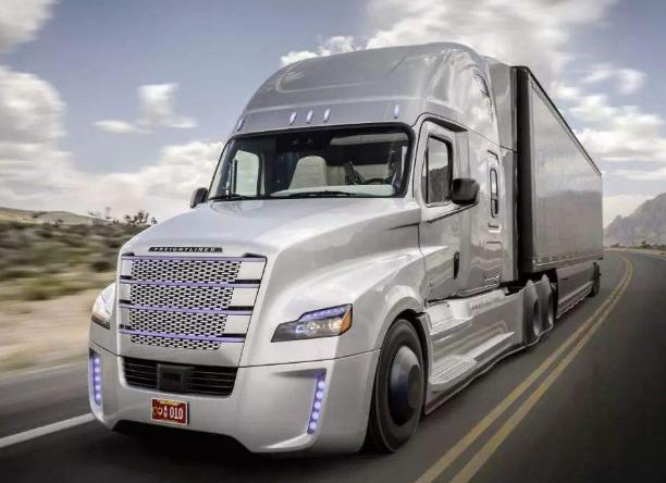 沃尔沃展示了一款新型自动驾驶电动卡车,何时投入商用还不确定