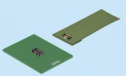 SMK推出用于小型移动产品电池连接的FPC对板连接器