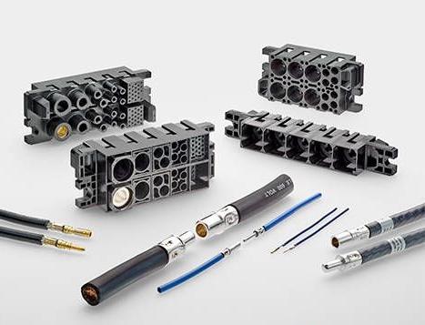 FORGE抽屉式连接器:面向电源系统和电气硬件设计人员专门定制