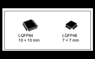 中容量微控制器STM32F102xx的详细数据手册和参考资料免费下载