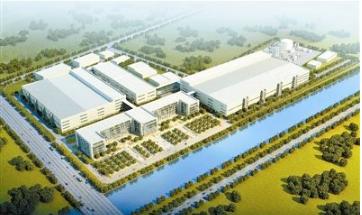武汉斥资1280亿造弘芯半导体制造产业园