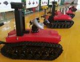 消防机器人有哪些功能?消防机器人有什么特点?来详...