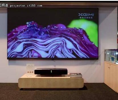 海信正式发布4K激光电视,全面进入4K时代