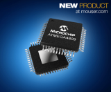 贸泽电子ATmega4809 8位单片机,能够在极端温度条件下提供高达20 MHz的稳定性能