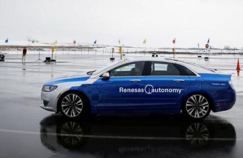瑞萨以67亿美元收购芯片制造商IDT,为进入自动驾驶领域做准备