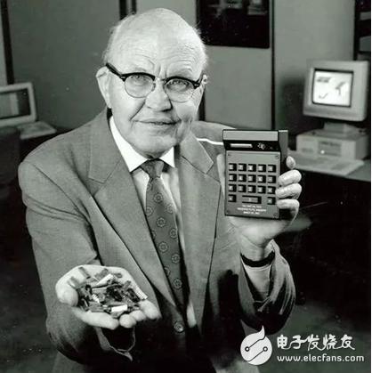 IC的60年发展历程回顾,他的贡献对我们影响深远
