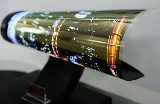 华为已经着手研制可折叠式智能手机,未来手机将具备...