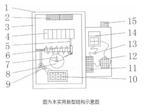 具有冗余总线架的电表的原理及设计