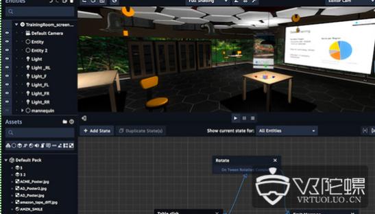皇家墨尔本理工大学将基于亚马逊Sumerian技术提供AR/VR短期在线课程