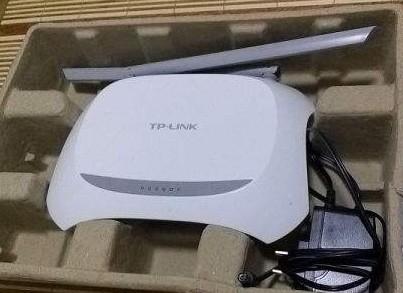 TP-LINK无线路由器连接与参数设置