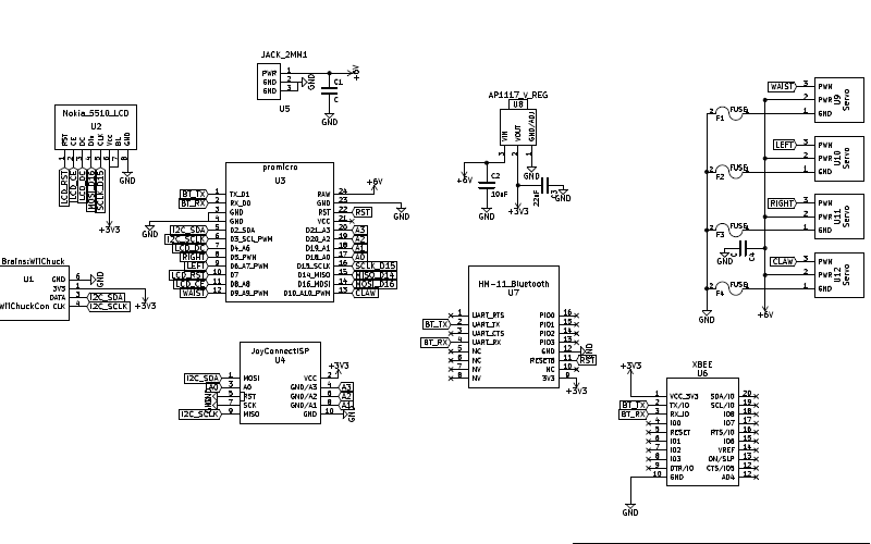 MeArm机械臂的介绍和安装使用和原理图等详细资料免费下载