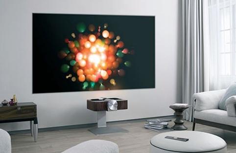 经实验证明 激光电视具有很强的护眼特性