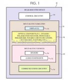 苹果公司在欧洲申请了一个与显示器设备相关的专利