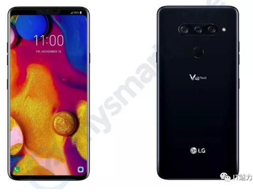 LG发布新机V40 ThinQ:以主打性价比手机...