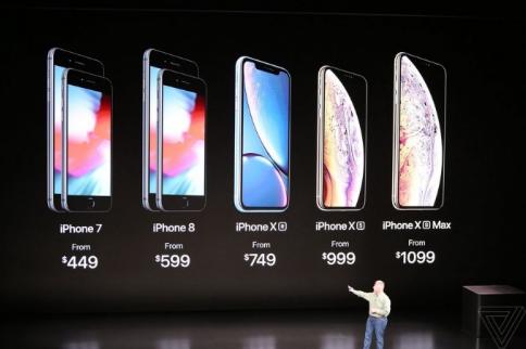 随着市场的发展,国产手机中谁最有可能打败苹果?