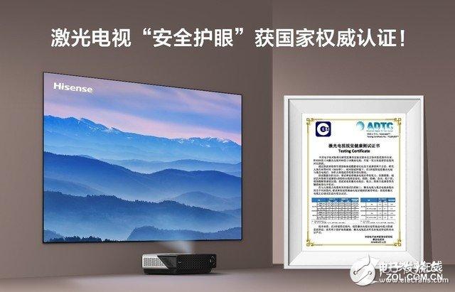 实验证明:激光电视比液晶电视更具有护眼的特性