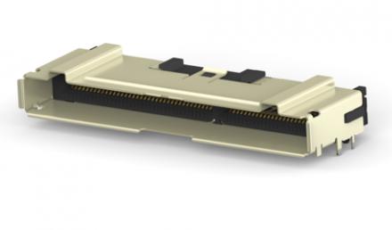 TE新型124位Sliver内部输入输出连接器和电缆组件可支持高达x20的信号传输