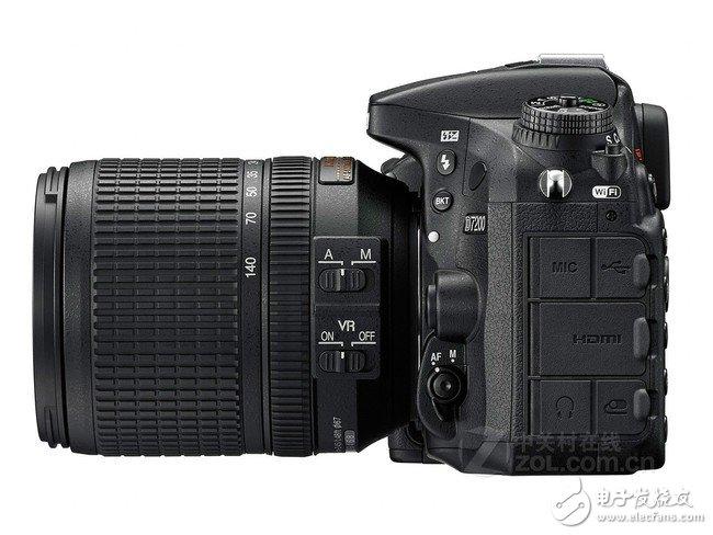 尼康D7200相机拥有2416万的有效像素,能瞬间捕捉被摄物体留住感动瞬间