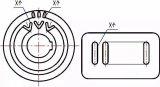 CAD制图常见的简化画法分享