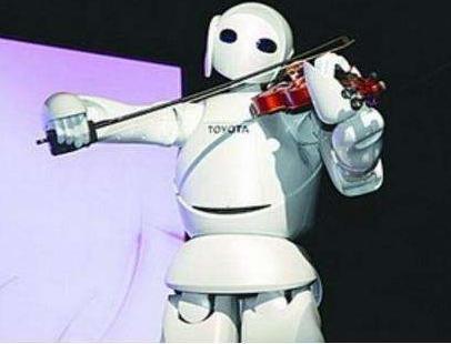 机器人是人工智能落地的主要应用方面