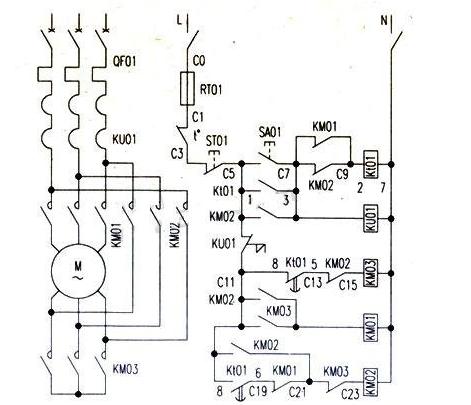 电机综合保护器的工作原理及接线图分析