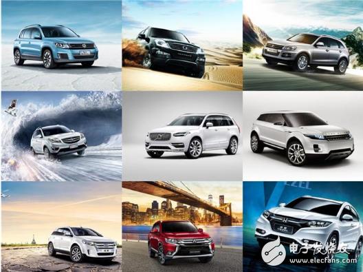 SUV增速放缓已成趋势,黄金期真的仅剩三年了?