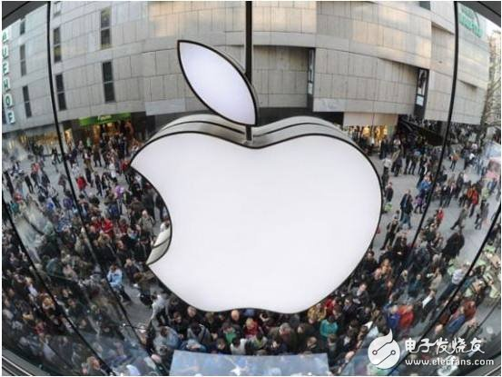 苹果概念股受贸易战影响出现大跌