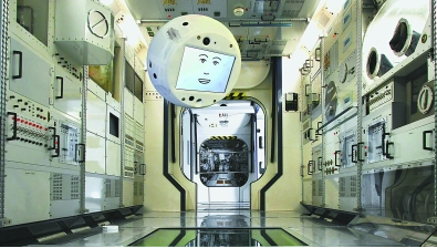 全球首个太空机器人将入太空,与宇航员共同完成太空...