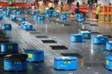 菜鸟网络与圆通速递合作的超级机器人分拨中心宣布正...