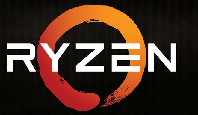 AMD推出RyzenH系列处理器 主打高性能市场